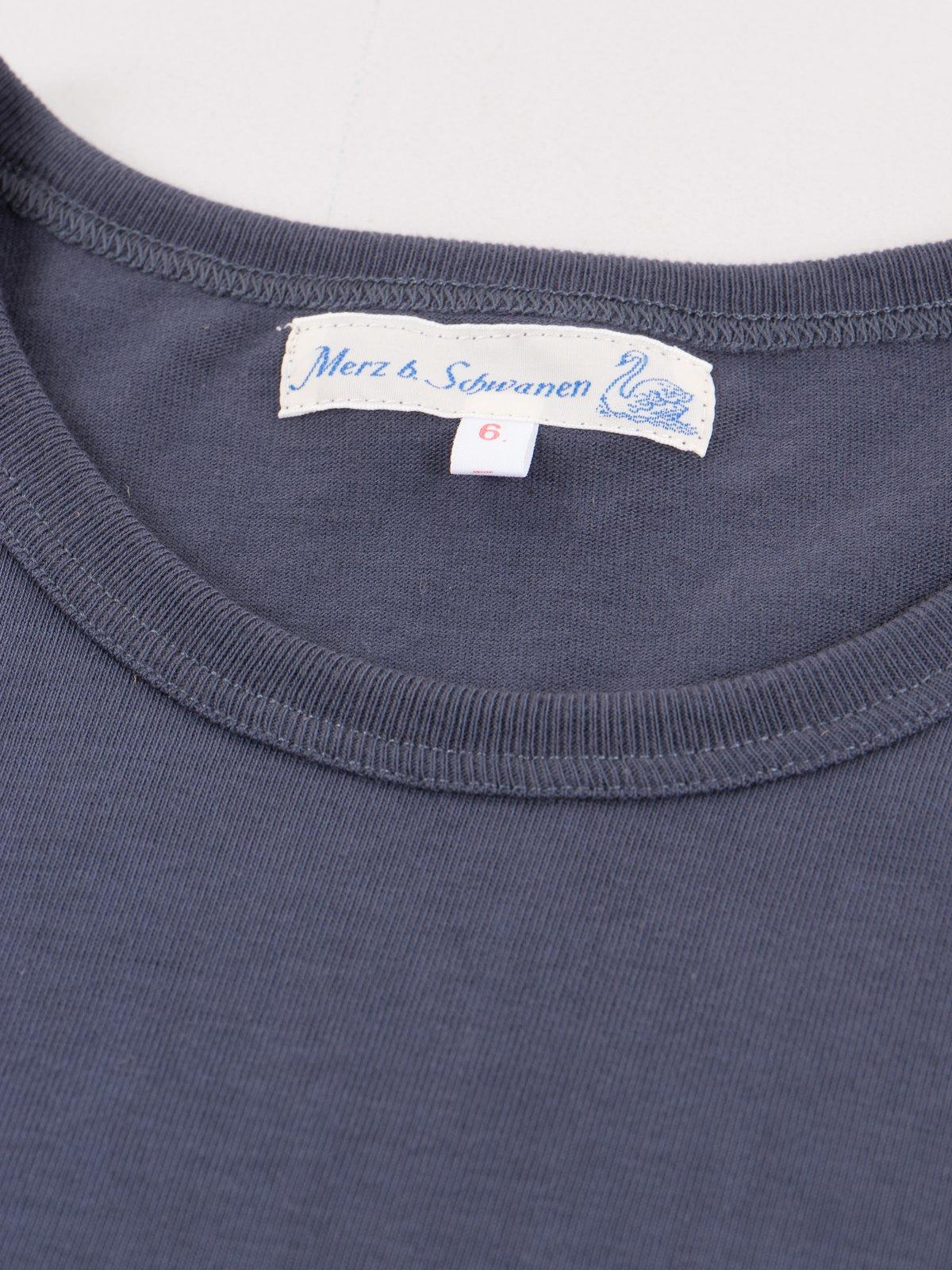 Navy 215 Organic Cotton Army Shirt - Image 4