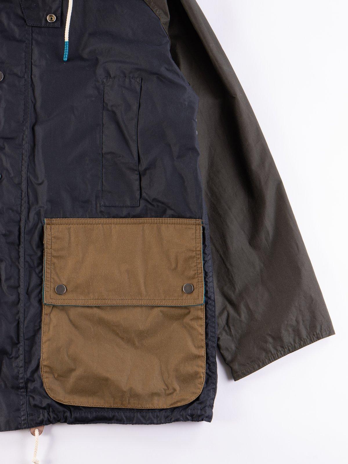 Multi Pitt Wax Jacket - Image 4
