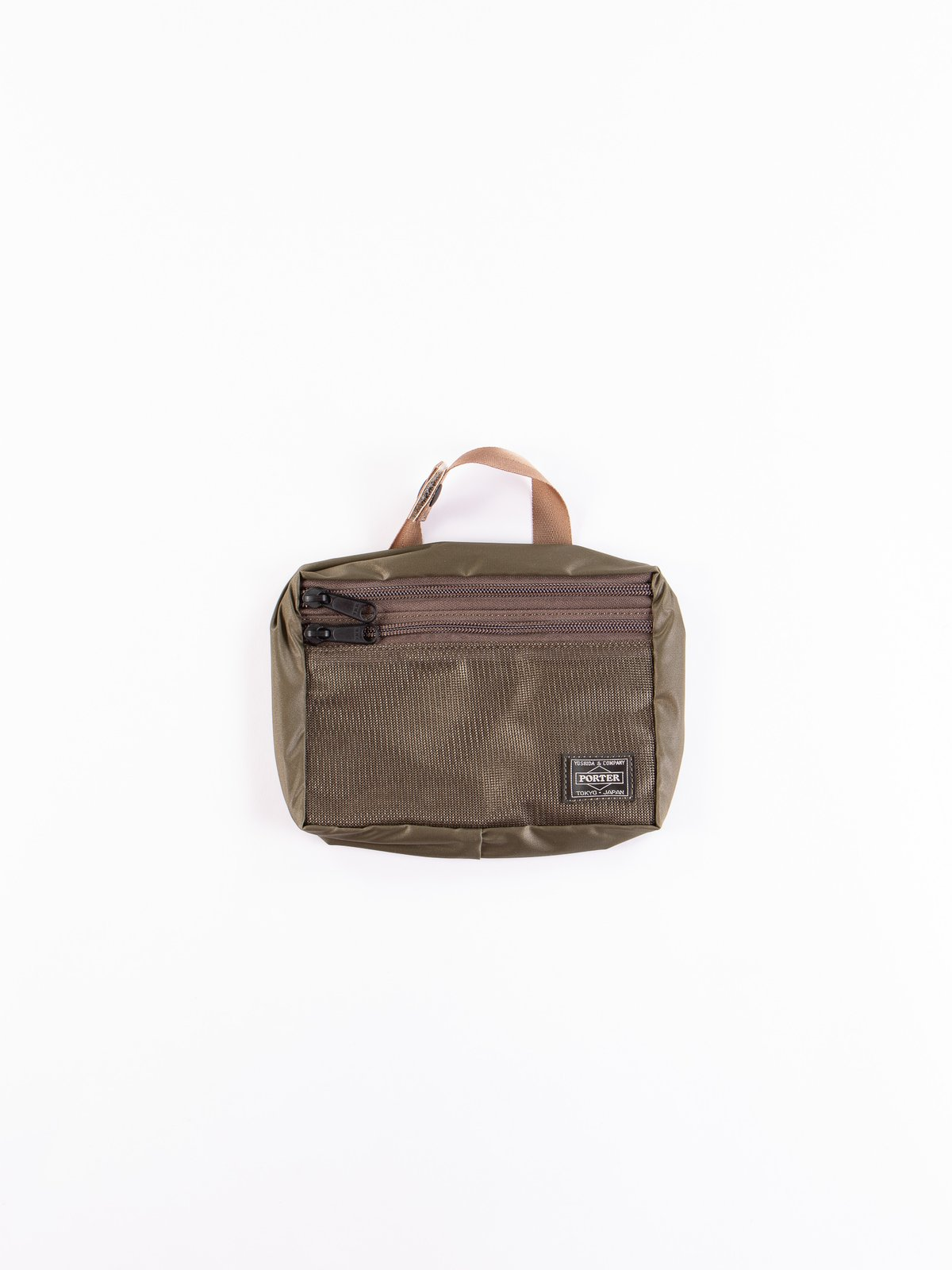 Olive Drab Snack Pack 09812 Pouch Large - Image 4
