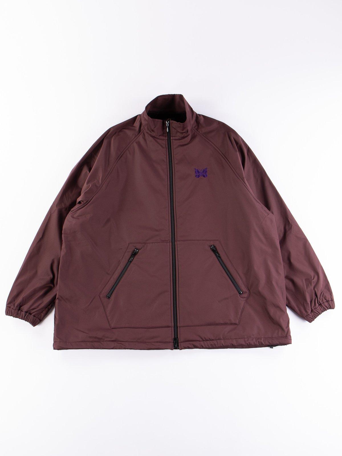 Bordeaux Jog Jacket - Image 1