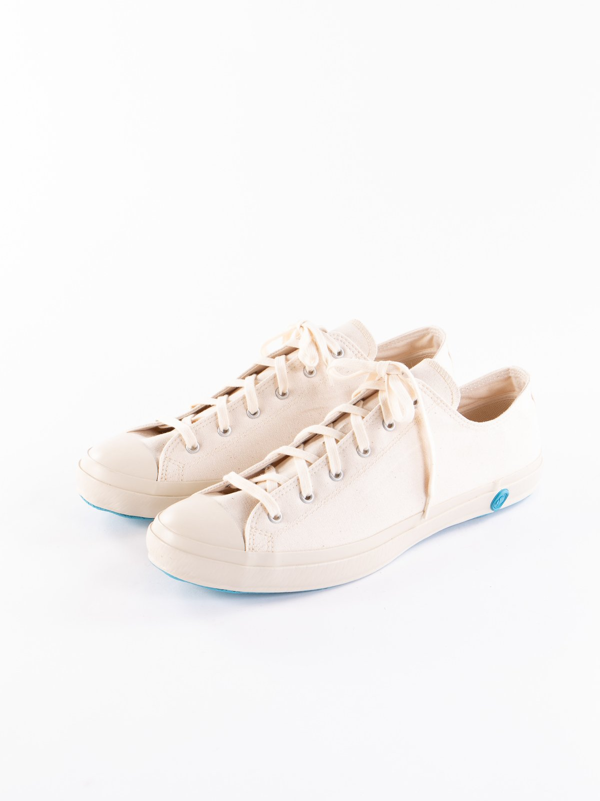 White 01JP Low Trainer - Image 2