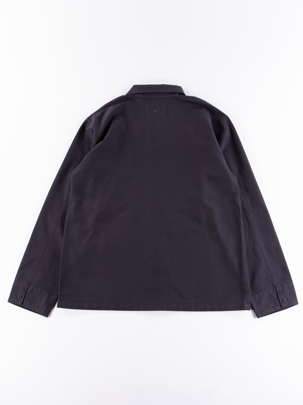 MHL Charcoal Asymmetric Collar Shirt - Image 6