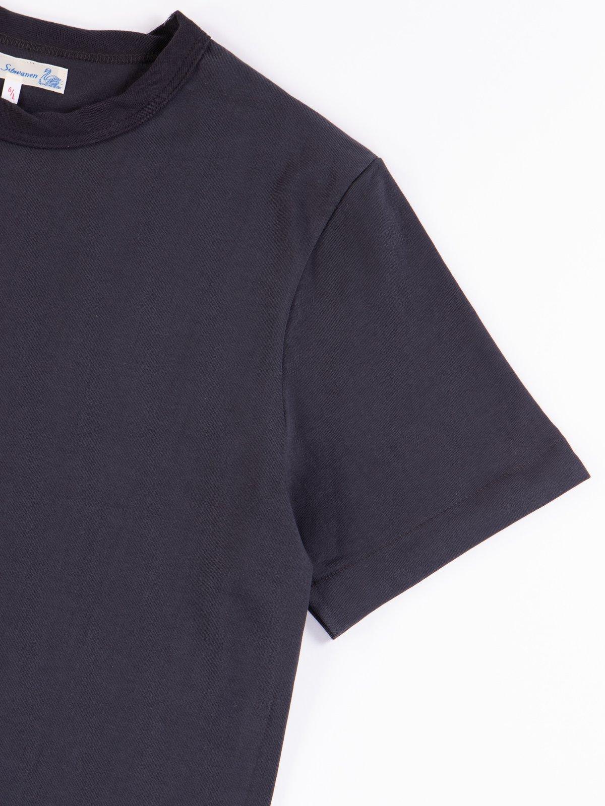 Slate 214 Organic Cotton Rundhals Shirt - Image 4
