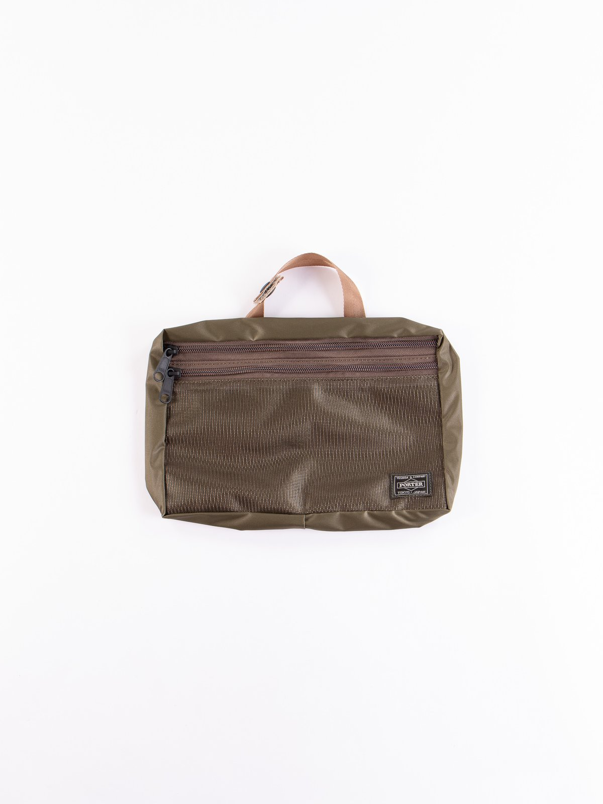 Olive Drab Snack Pack 09812 Pouch Large - Image 1