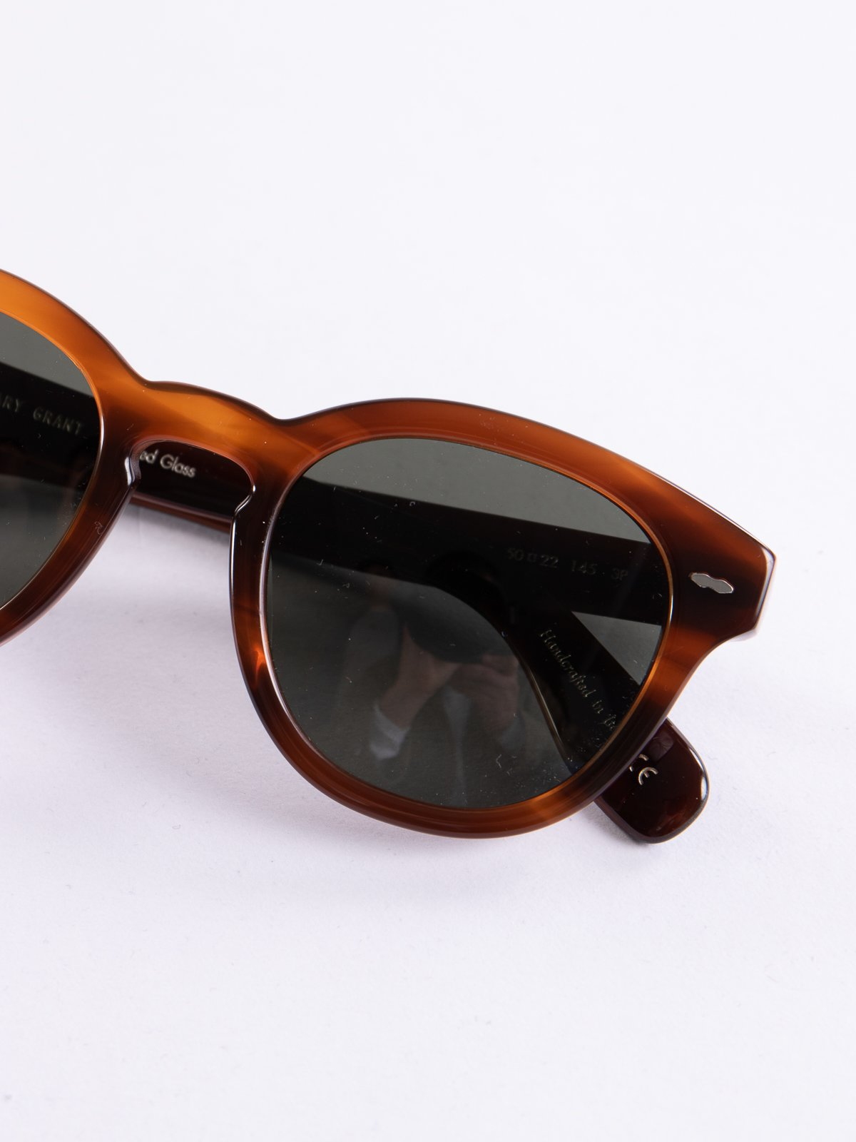 Grant Tortoise/G–15 Polar Cary Grant Sunglasses - Image 2