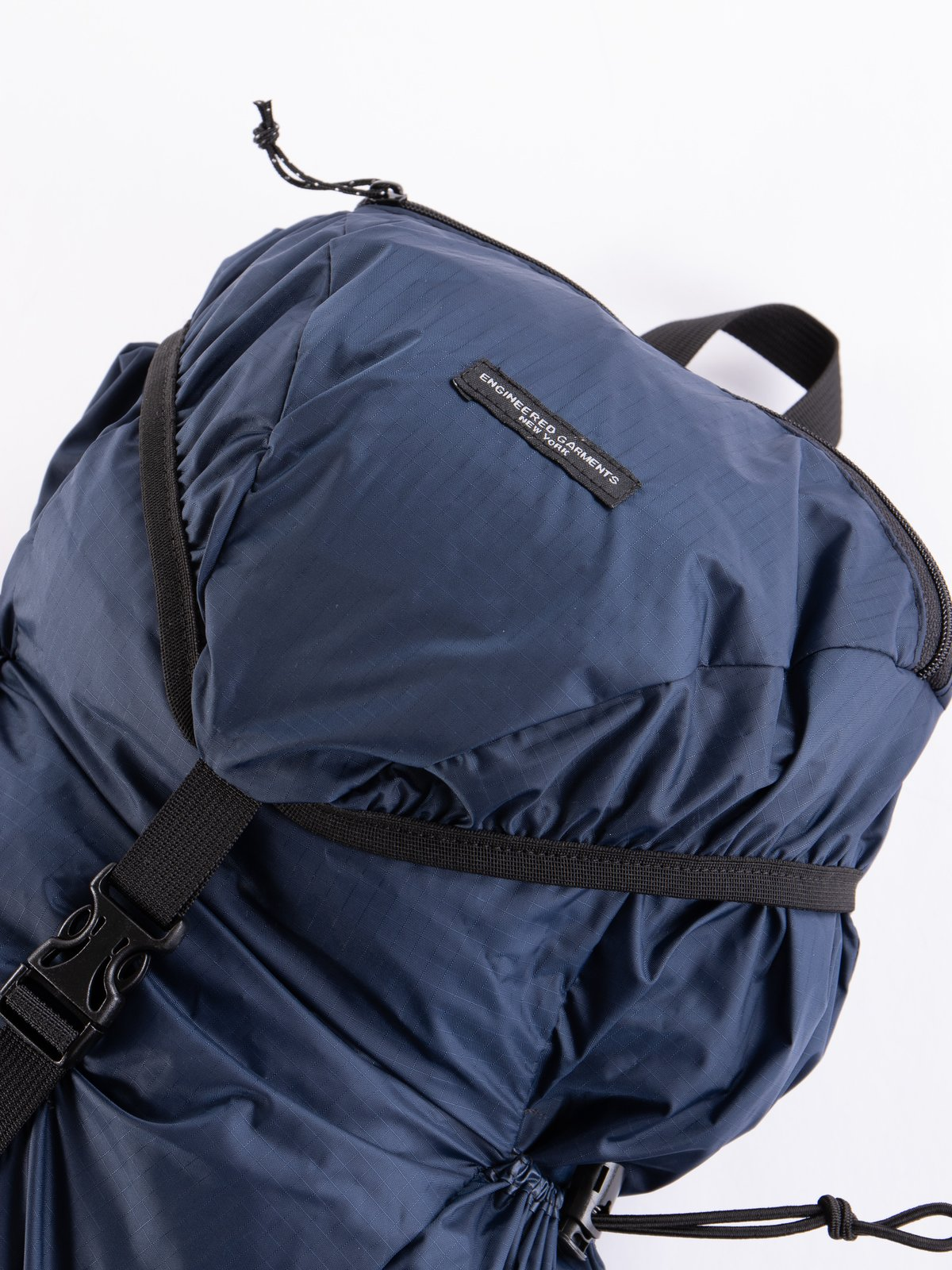Navy Nylon Ripstop UL Backpack - Image 2