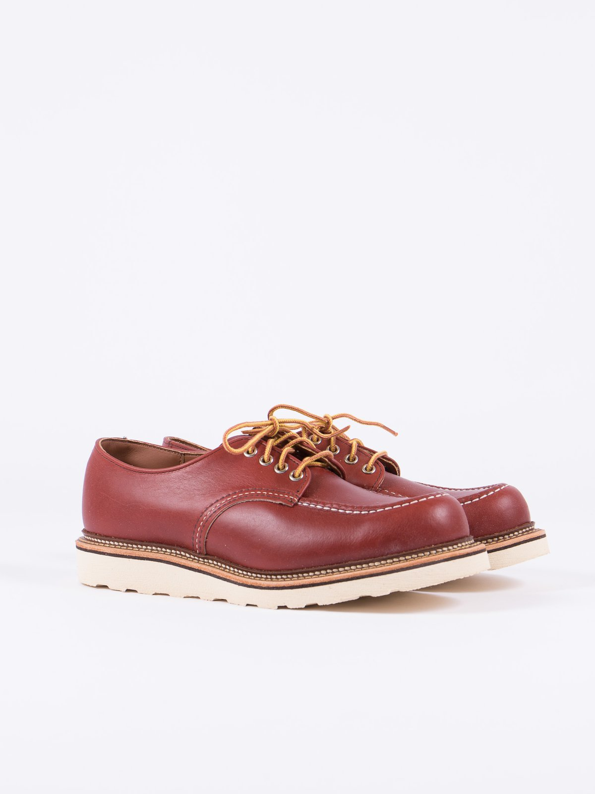 Oro Russet Portage 8103 Classic Oxford Shoe - Image 1