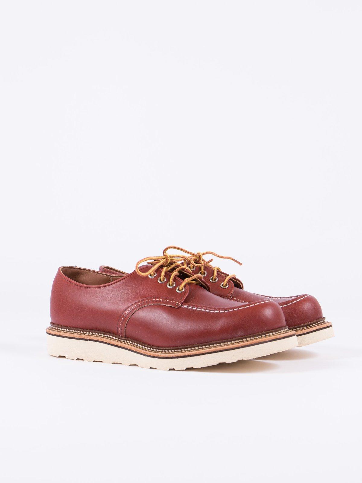 Oro Russet Portage 8103 Classic Oxford Shoe - Image 1