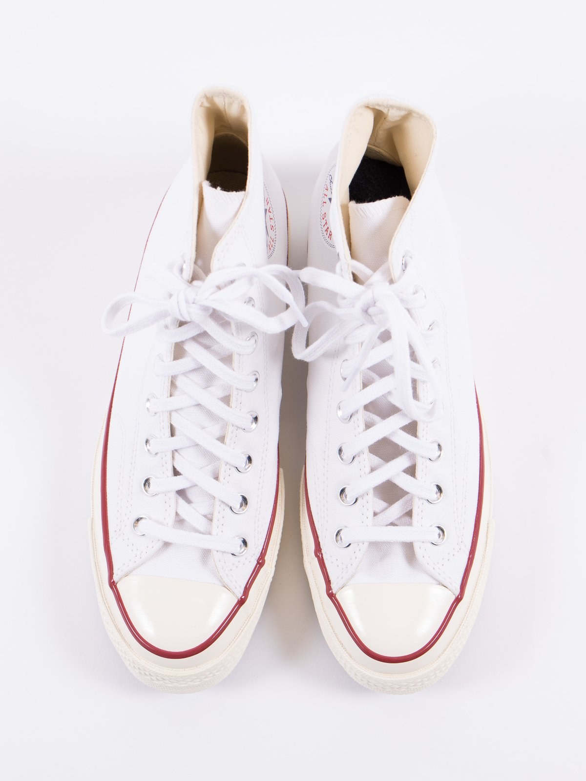 White Chuck Taylor All Star 70s Hi - Image 5