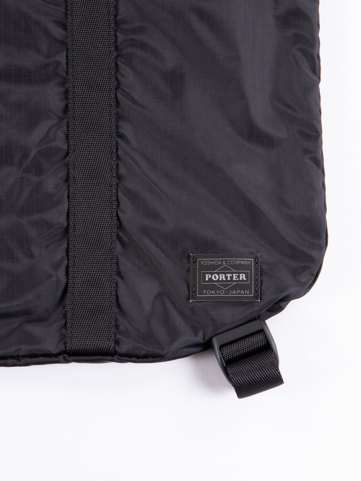 Black Flex 2Way Tote Bag - Image 2