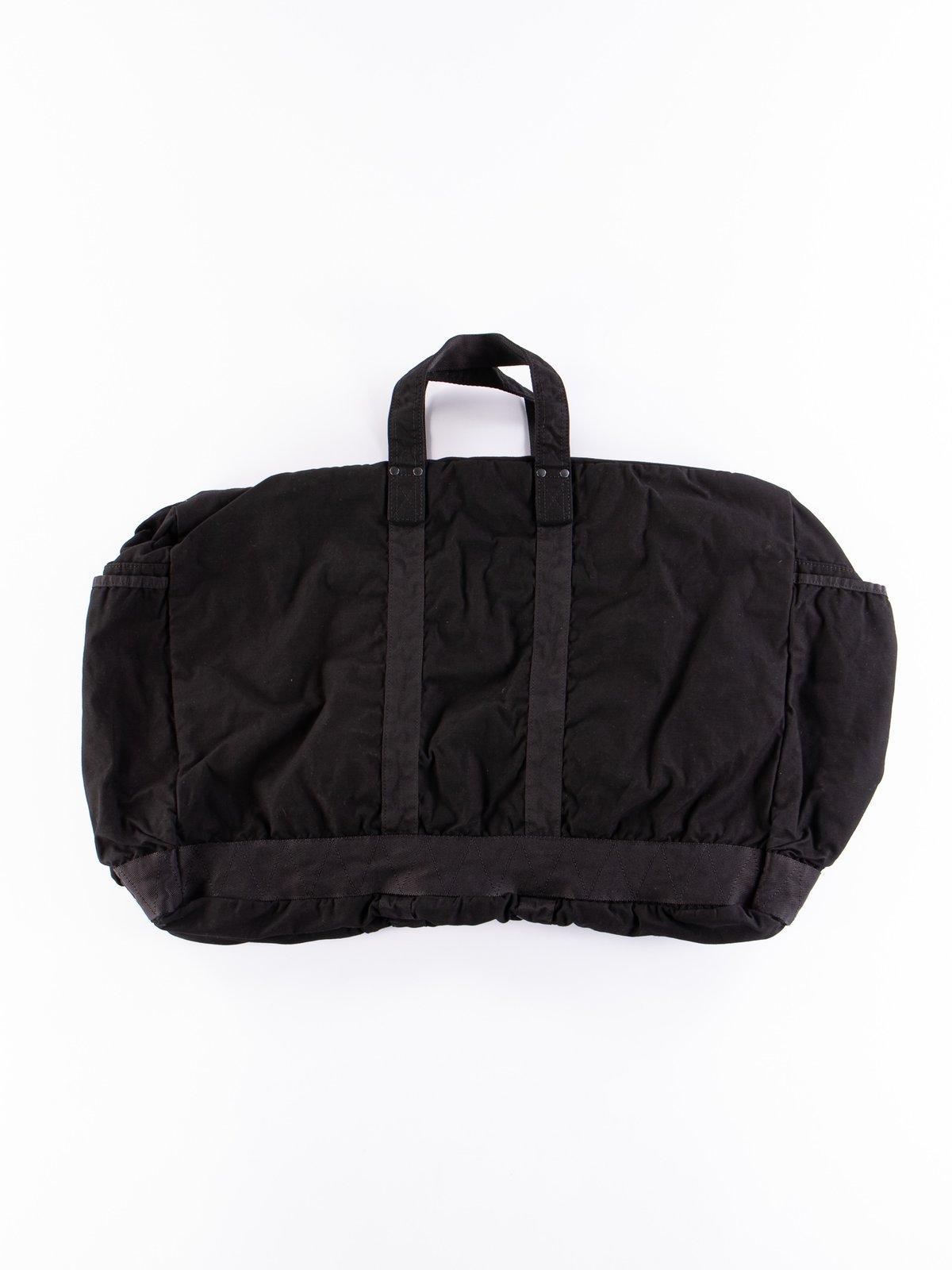 Black Crag 2Way Boston Bag Large - Image 3