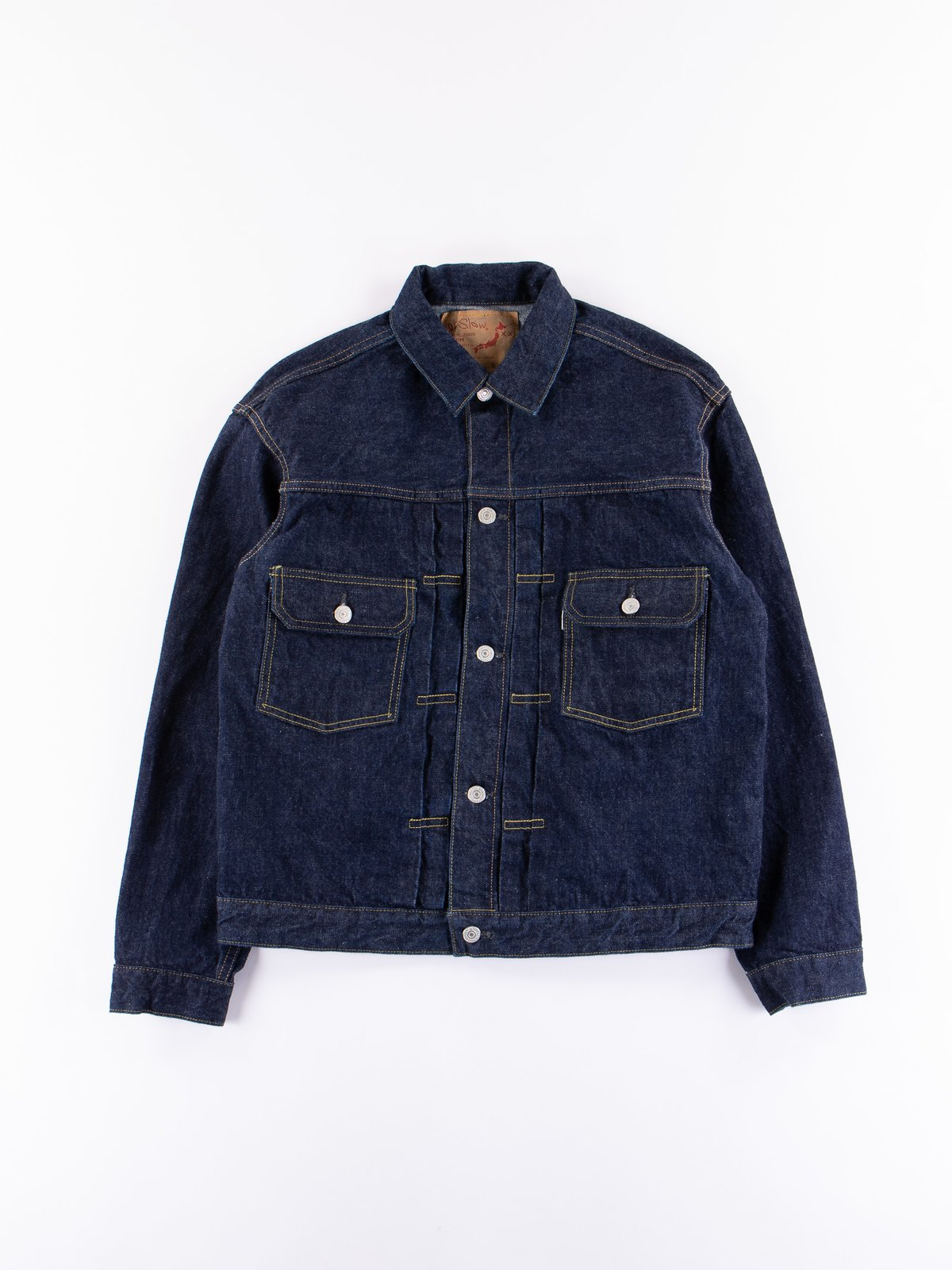 One Wash Type II Denim Jacket - Image 1