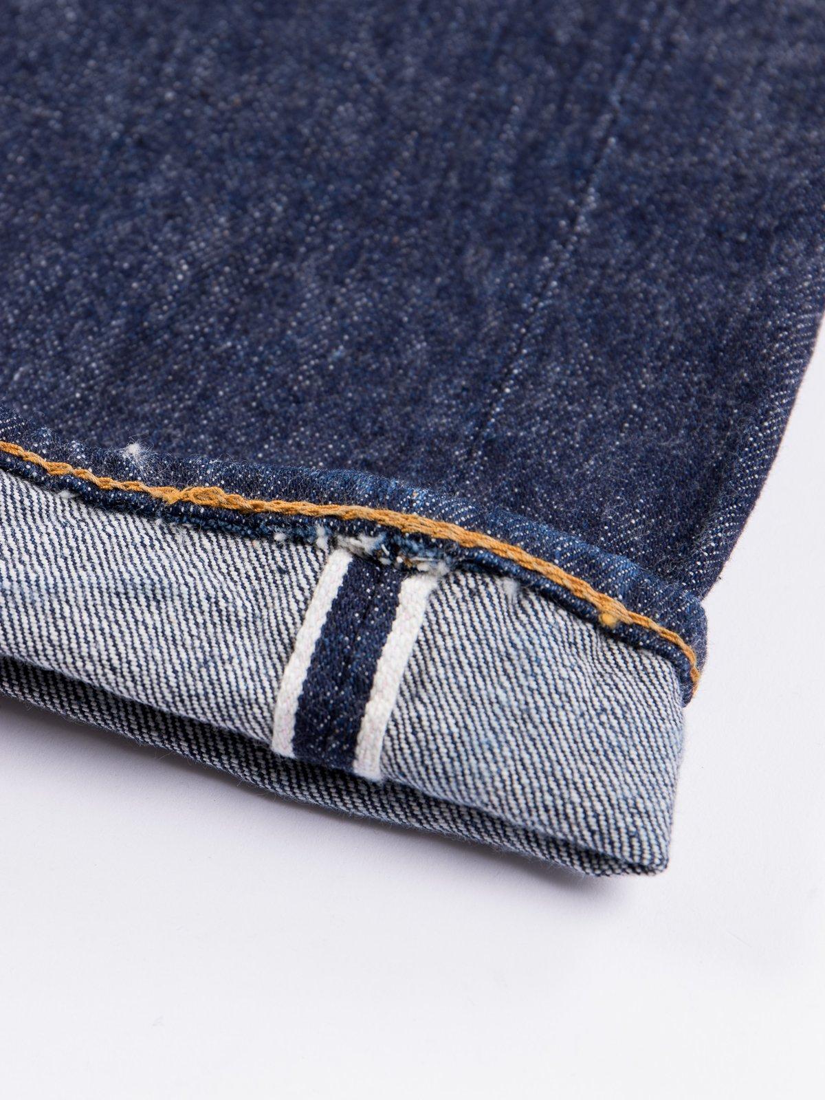Indigo One Wash 105 Standard 5 Pocket Jean - Image 5
