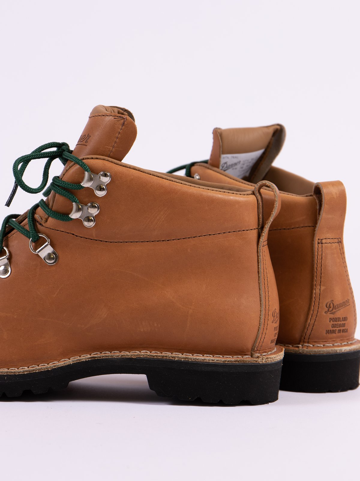 Light Brown Mountain Trail Boot - Image 4