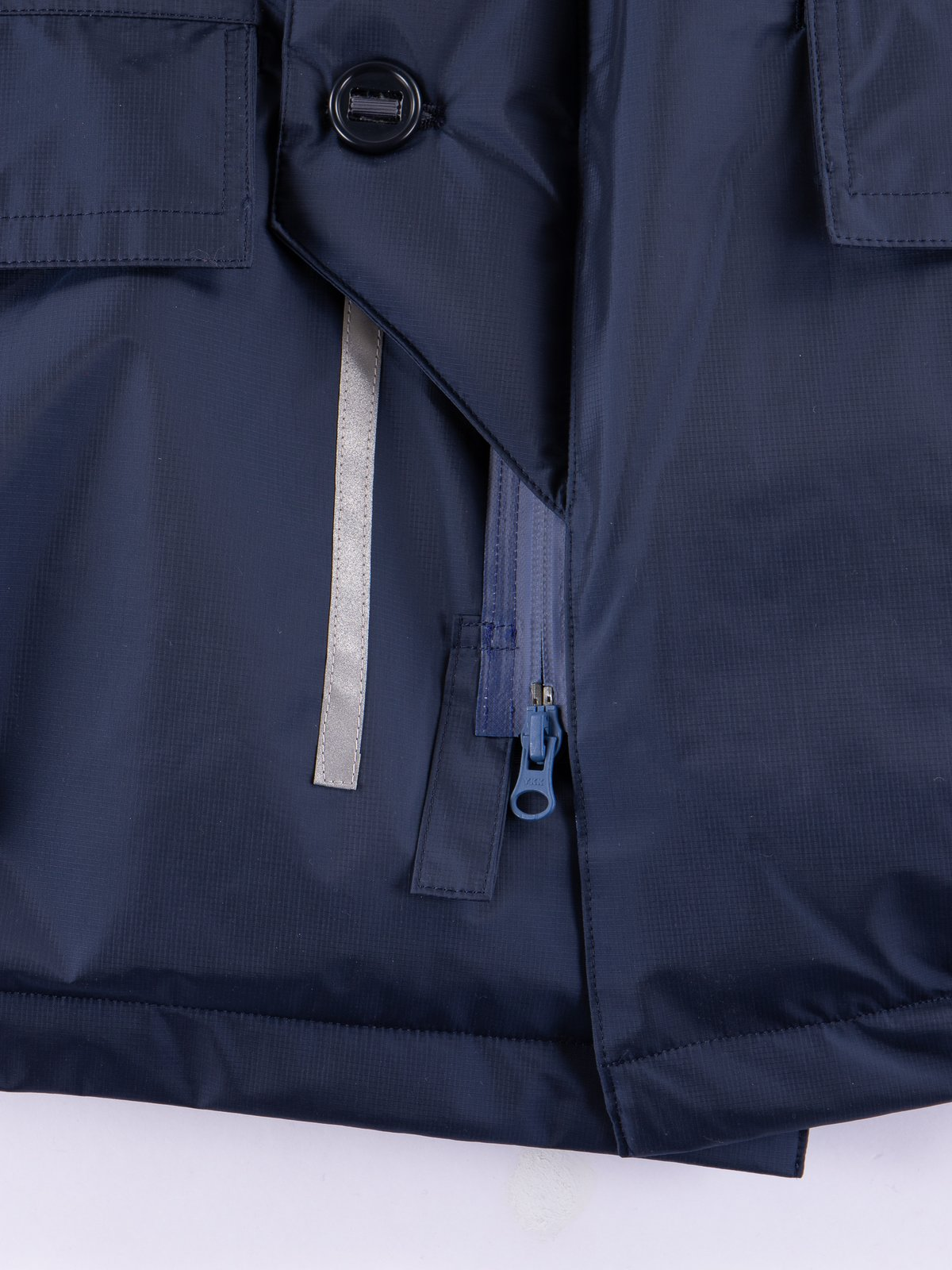 Navy/Blue Arktikal Down Jacket - Image 4