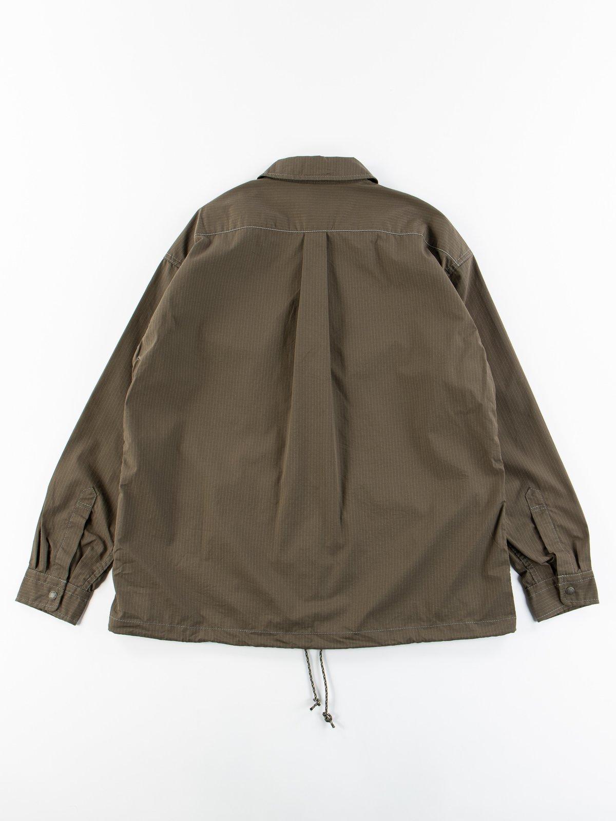 Khaki Dry Rip Shirt - Image 6