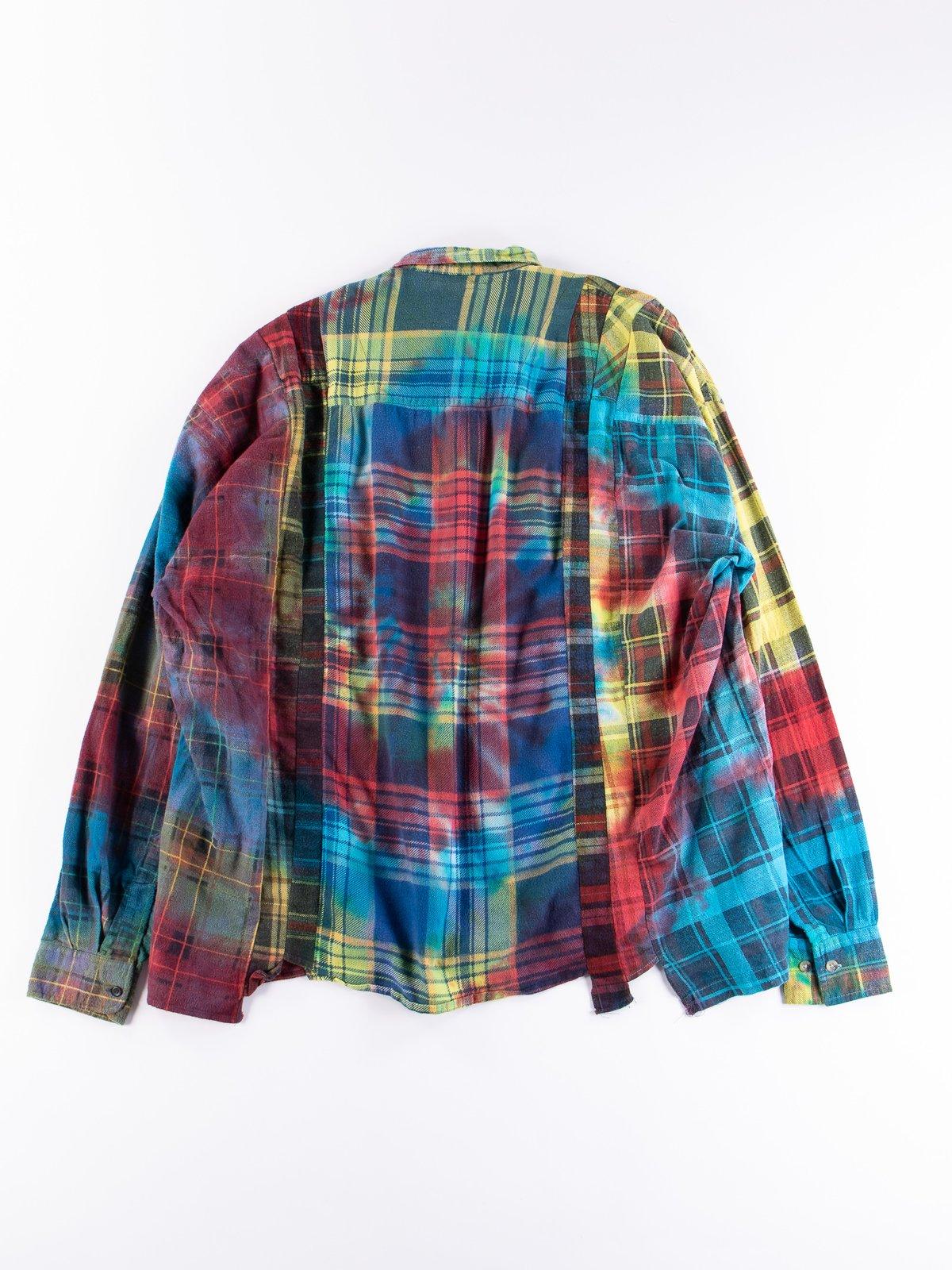 Tie Dye Assorted 7 Cuts Rebuild Shirt - Image 4