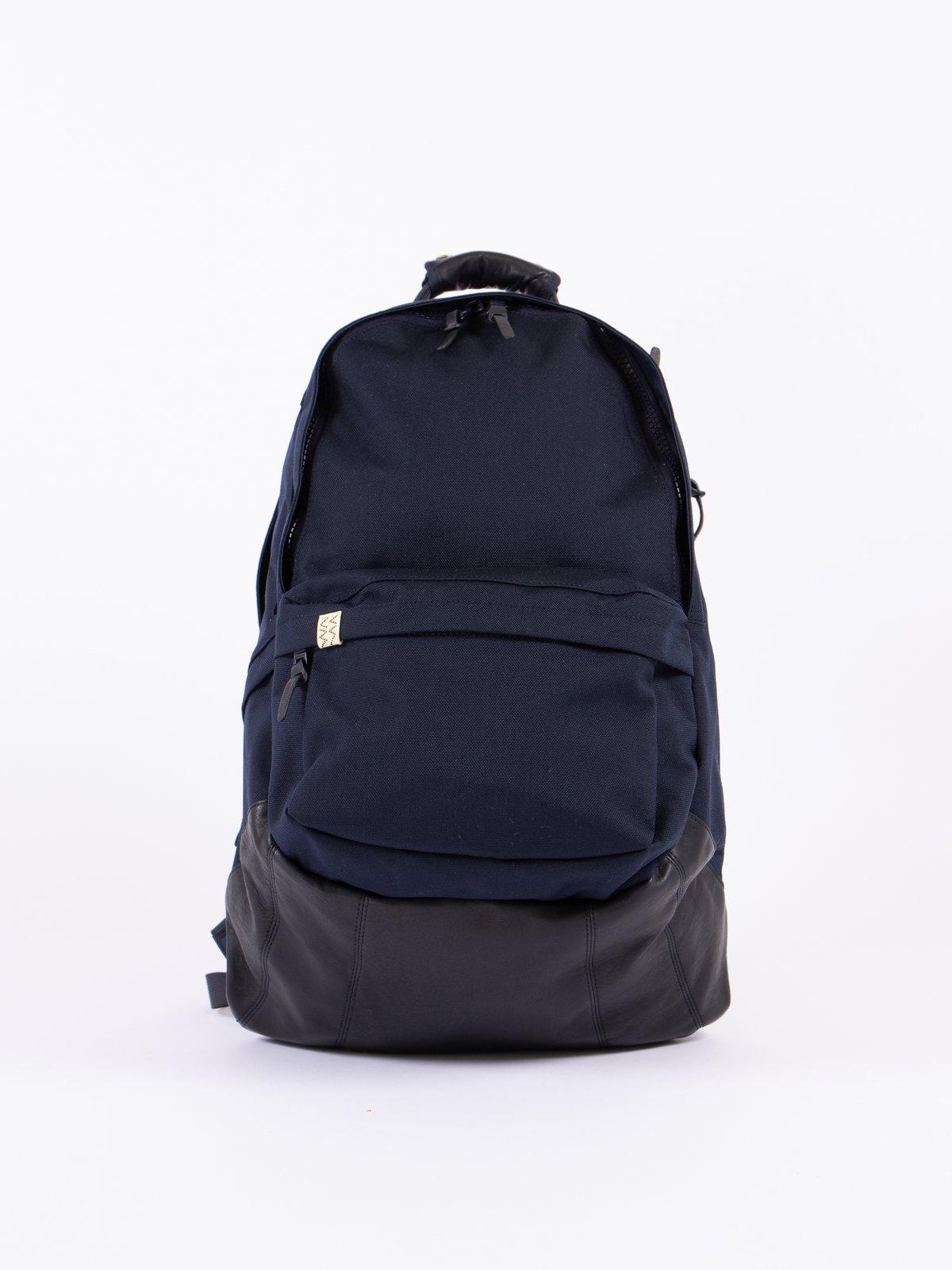 Navy Fra Veg Lamb 22L Cordura Backpack - Image 1