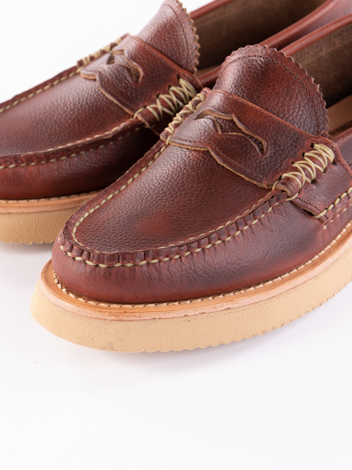 SG Tan Loafer Shoe Exclusive - Image 3