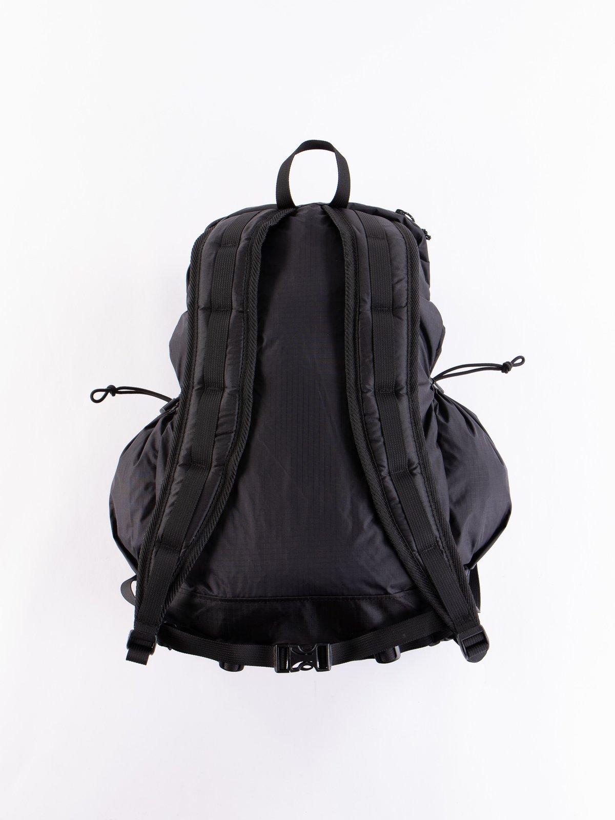 Black Nylon Ripstop UL Backpack - Image 3