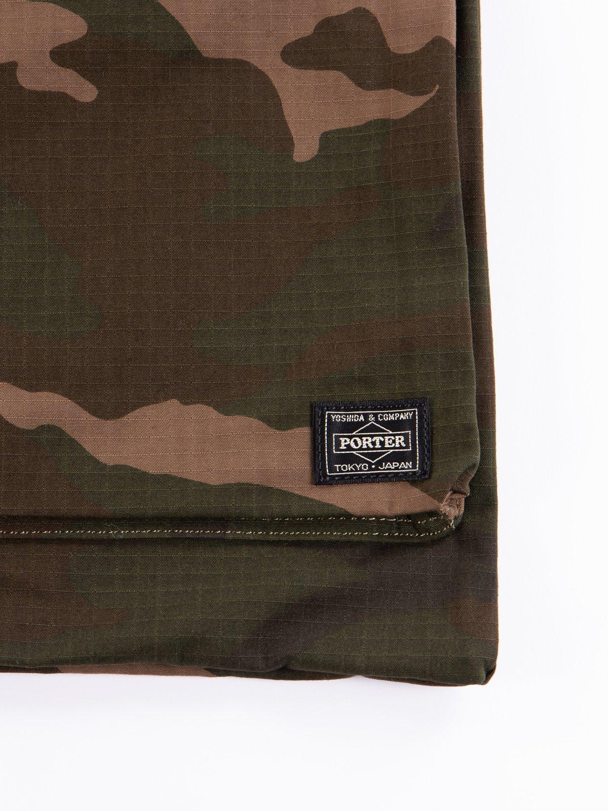 Woodland Olive Platoon 2Way Helmet Bag - Image 2