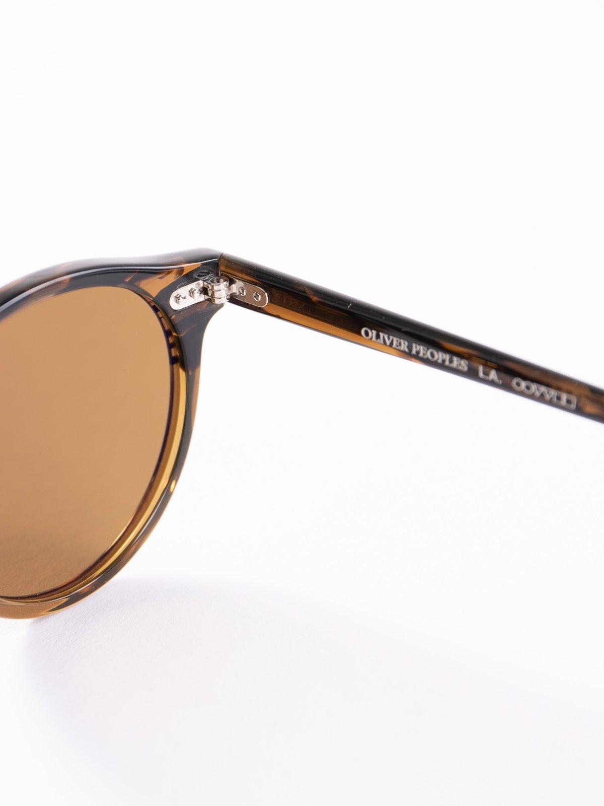 Tortoise/Brown Gregory Peck Sunglasses - Image 4