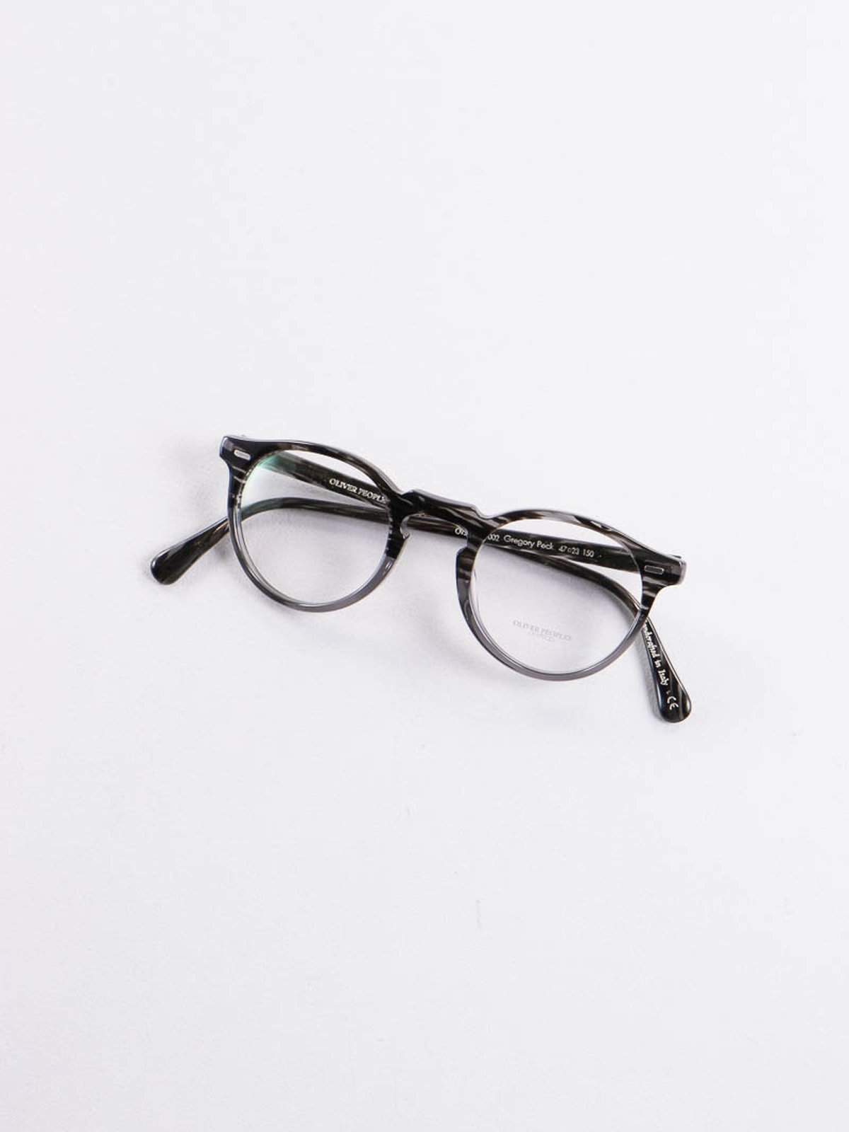 Storm Gregory Peck Optical Frame by Oliver Peoples – The Bureau ...