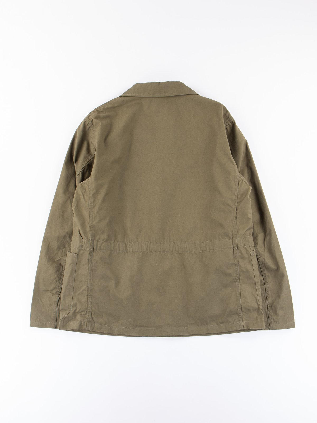 Olive Utility Coverall Jacket - Image 5