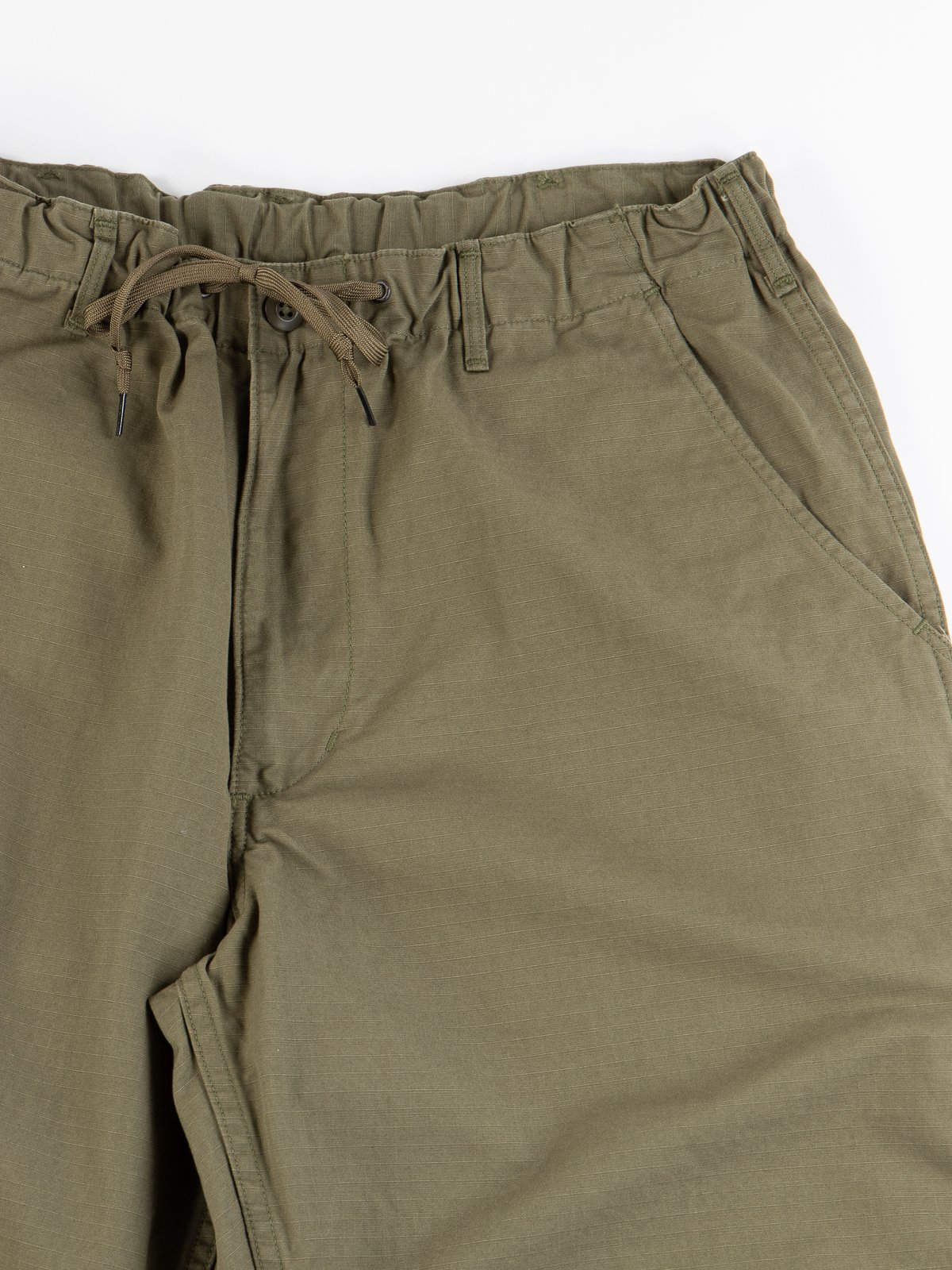 Army Green Ripstop TBB Service Pant - Image 4