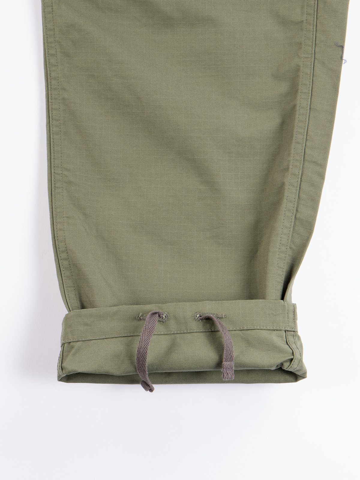 Olive Cotton Ripstop FA Pant - Image 4