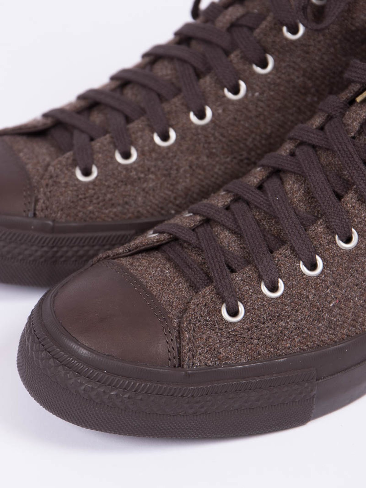Brown Mil Twill Skayway Hi - Image 2