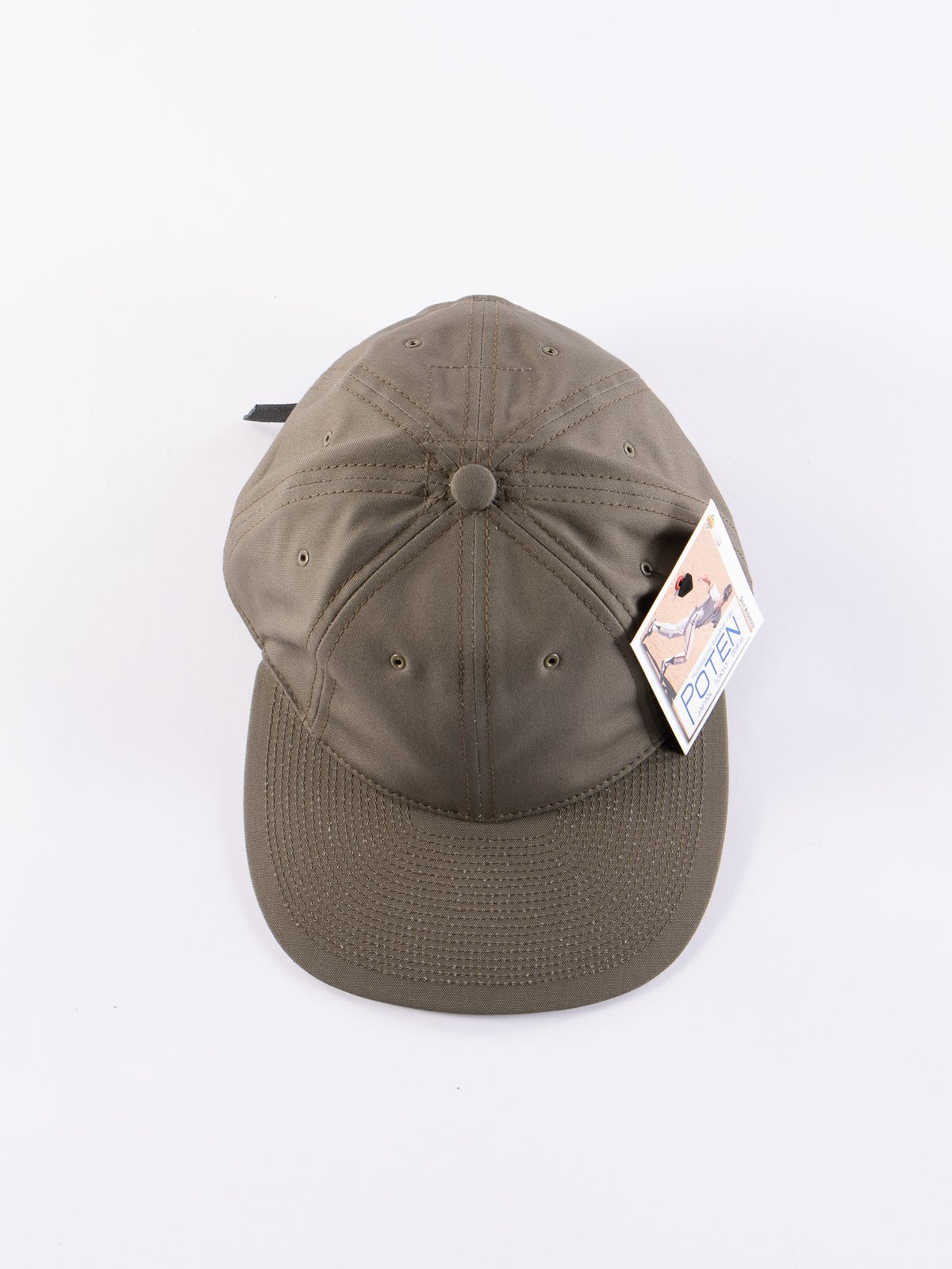 Olive Fujikinbai Cap - Image 3