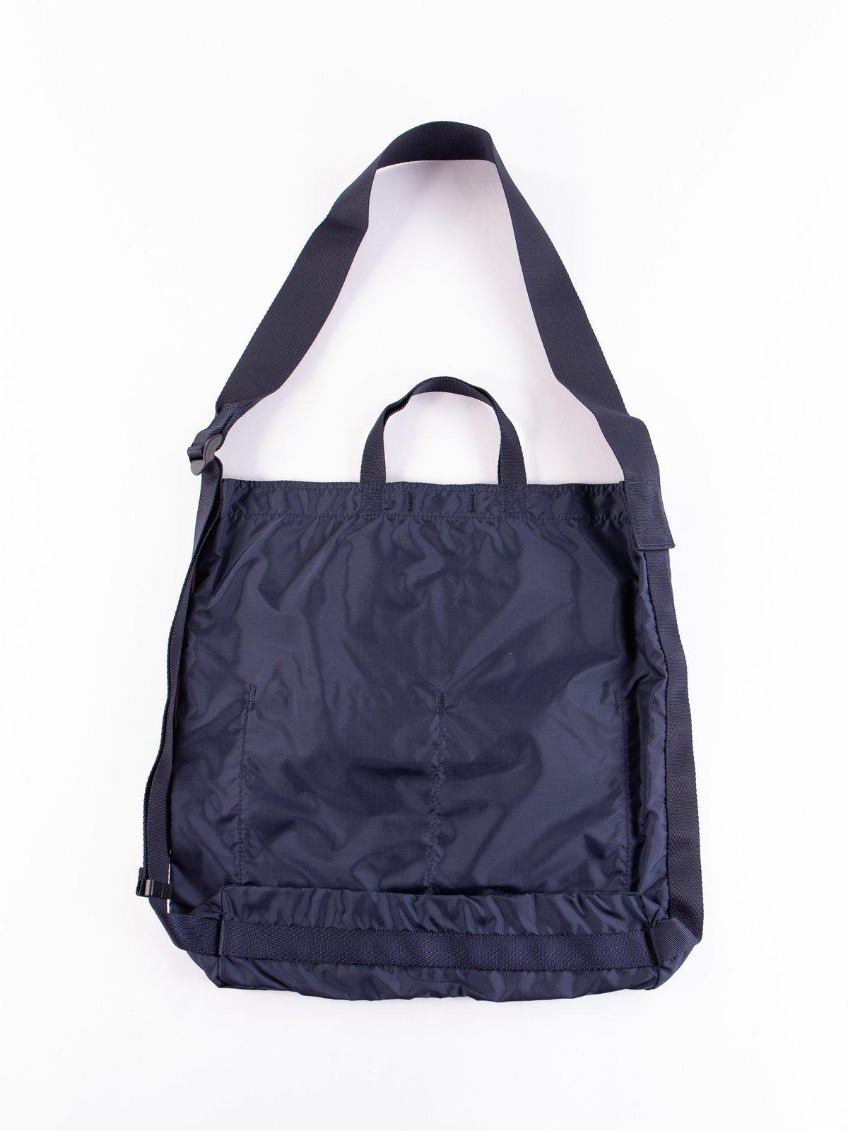Navy Flex 2Way Shoulder Bag - Image 4