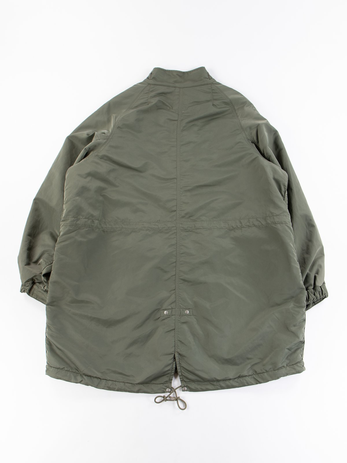 Olive Six–Five Fishtail Parka - Image 9