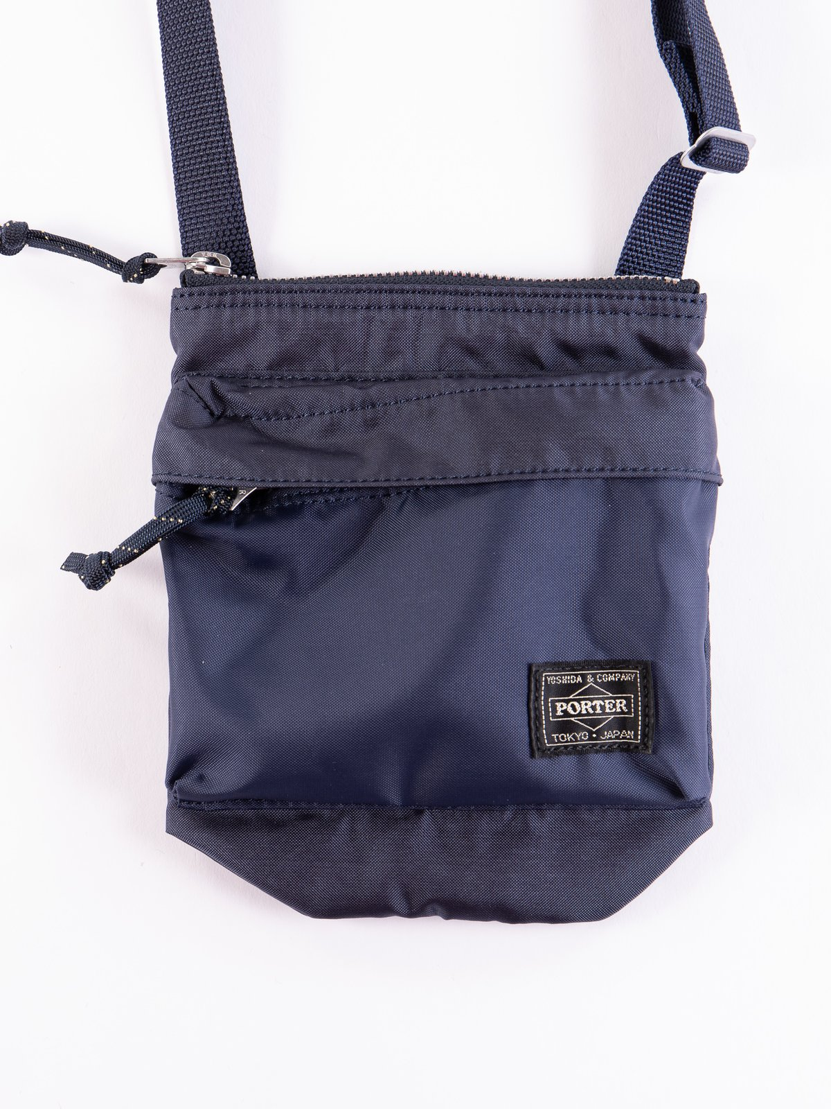 Navy Force Shoulder Pouch - Image 2