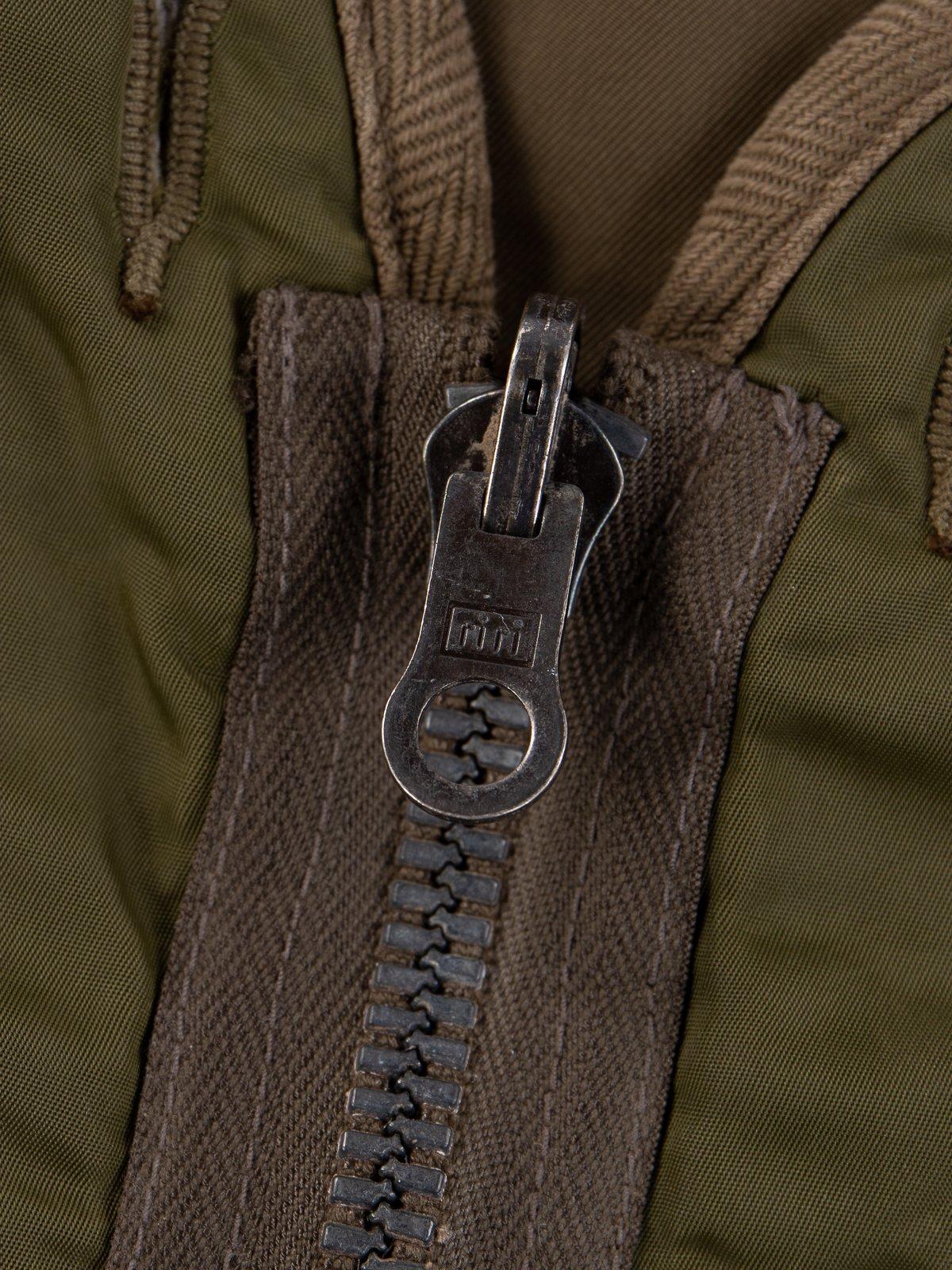 Olive Iris Liner Jacket - Image 4