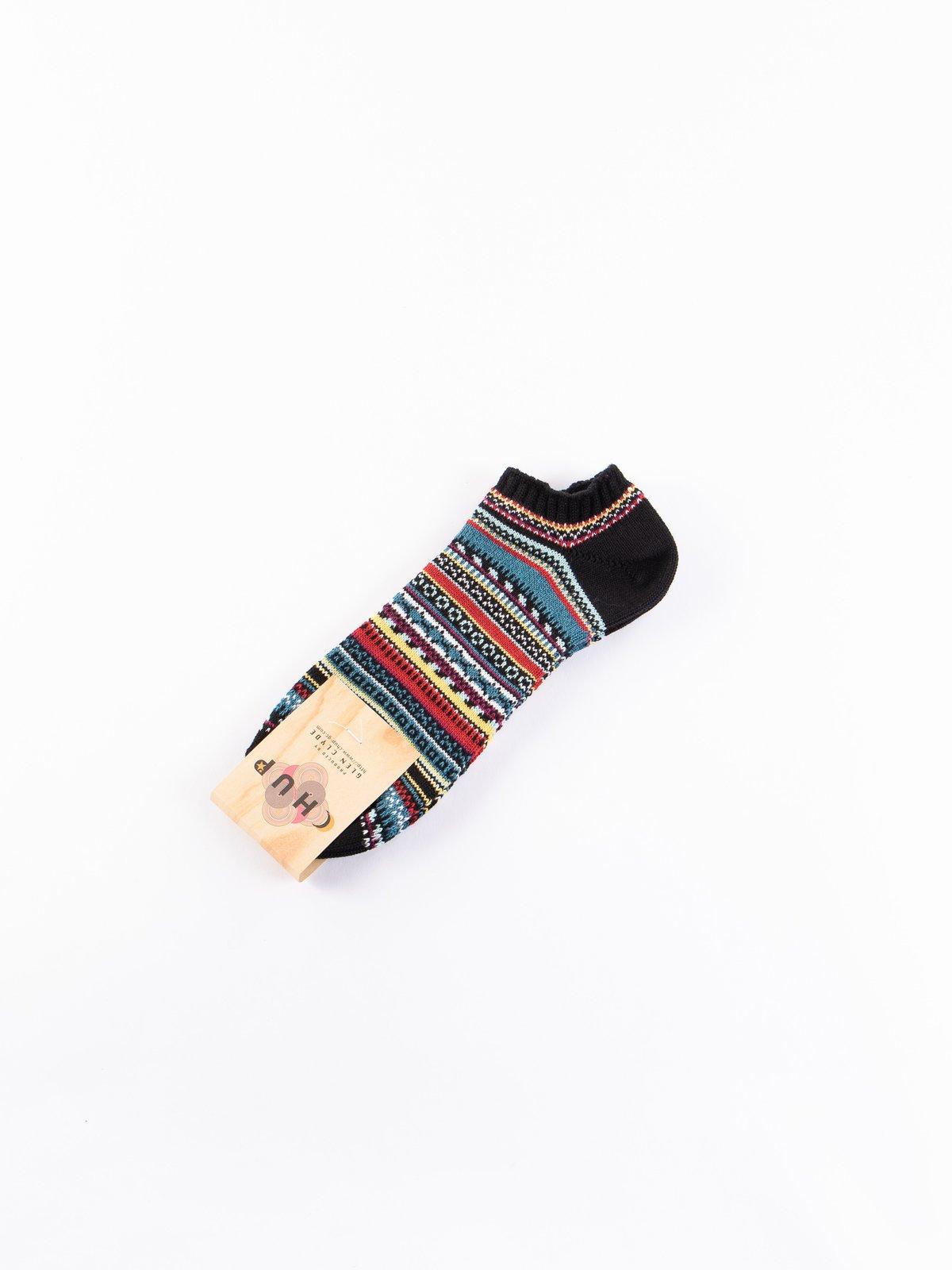 Obsidian Linda Ankle Socks - Image 1