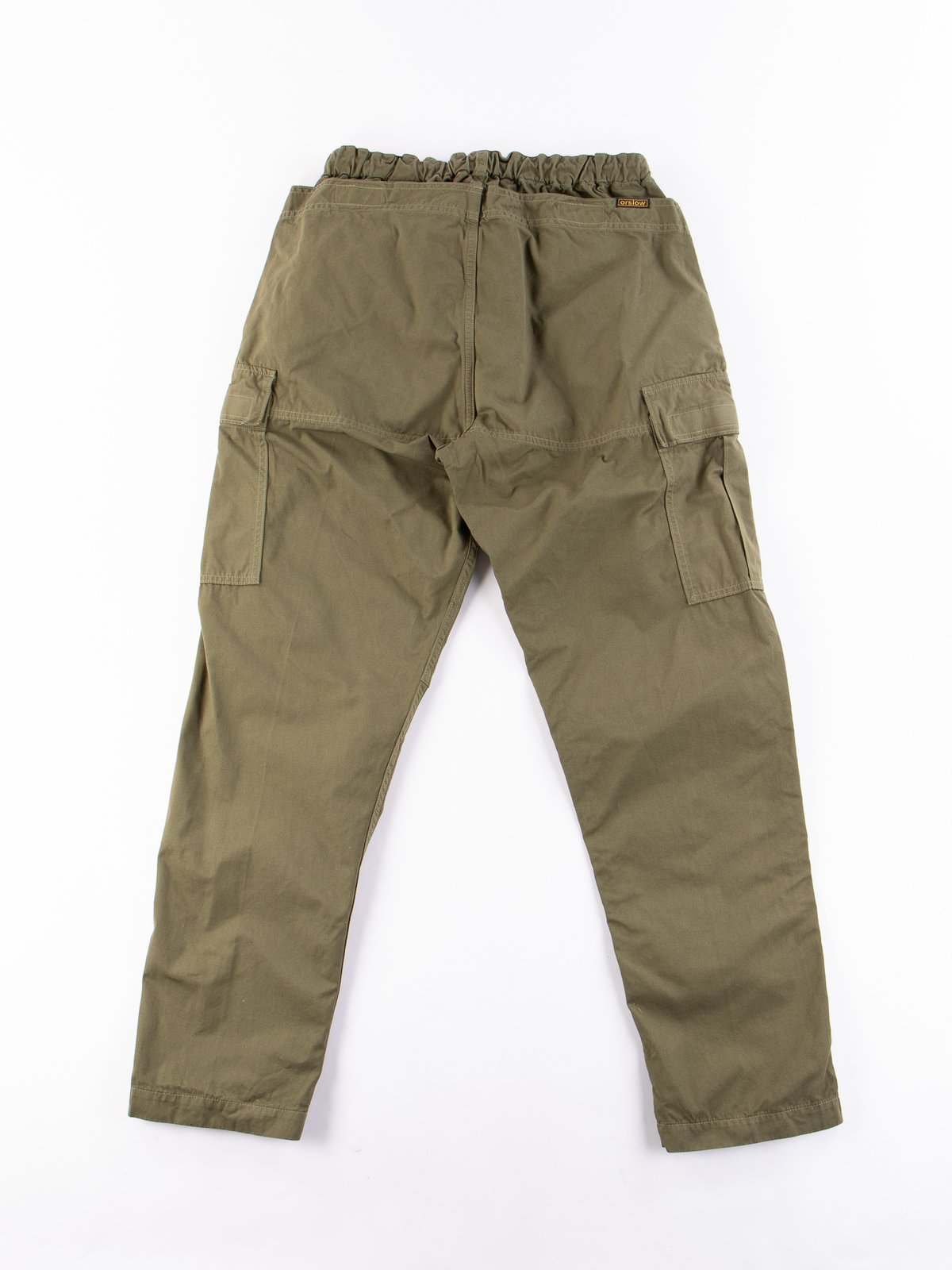 Army Weather Cloth Easy Cargo Pant - Image 7