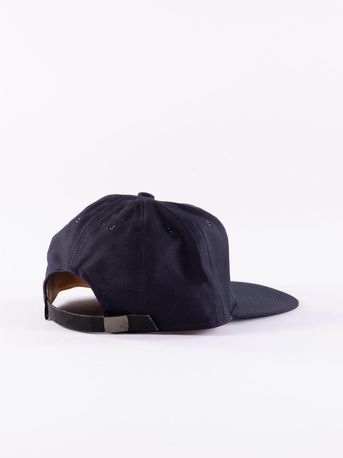 Navy Fujikinbai Cap - Image 2