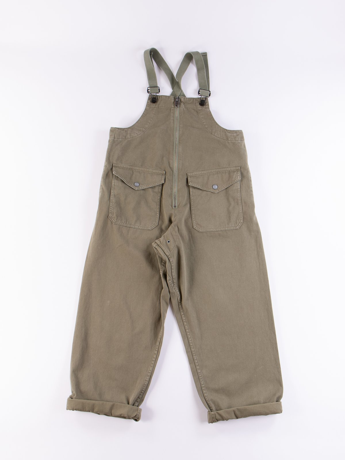 Lybro Washed Army Deck Waders - Image 1