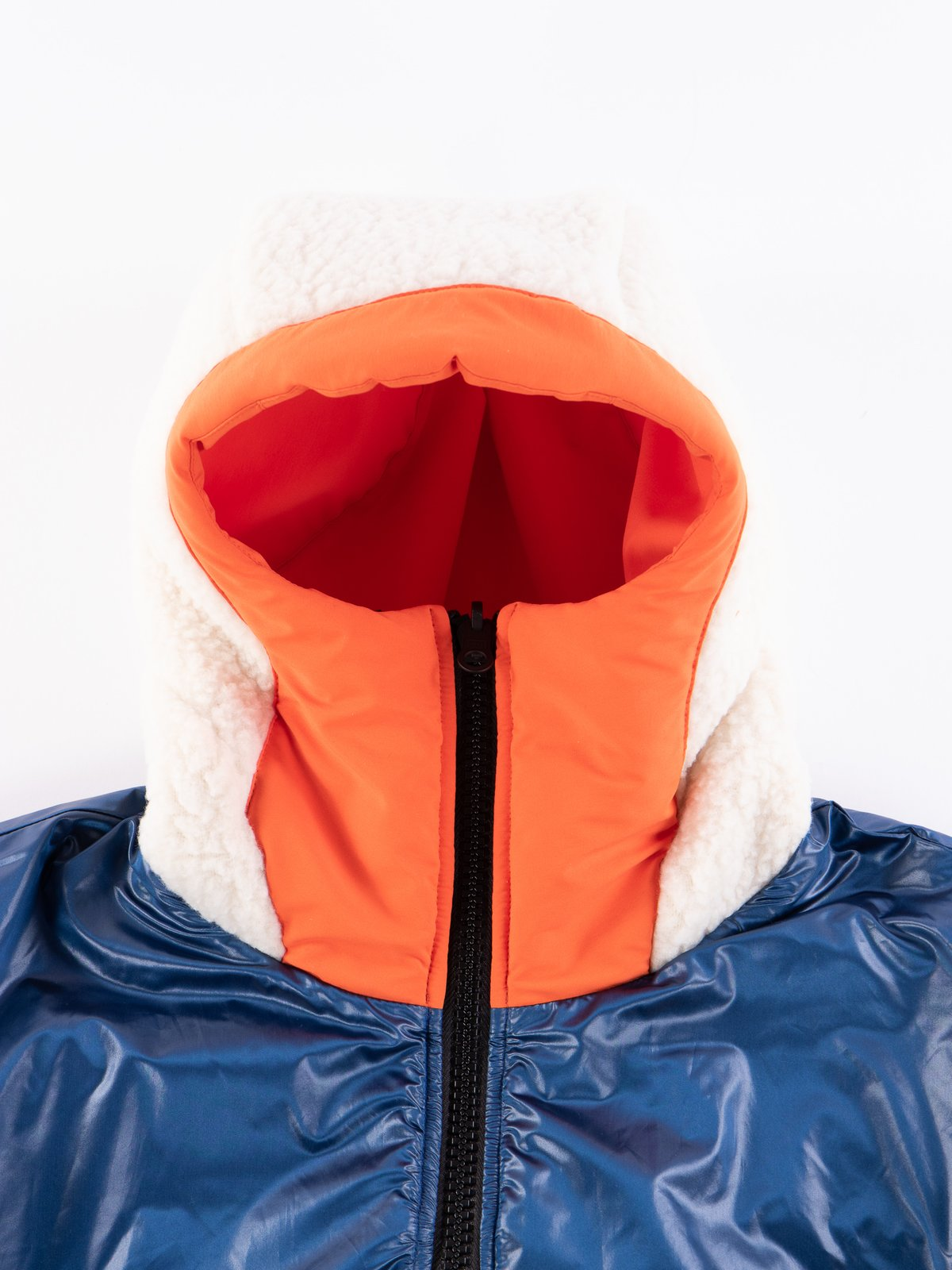 Orange Reversible Hooded Jogger - Image 10