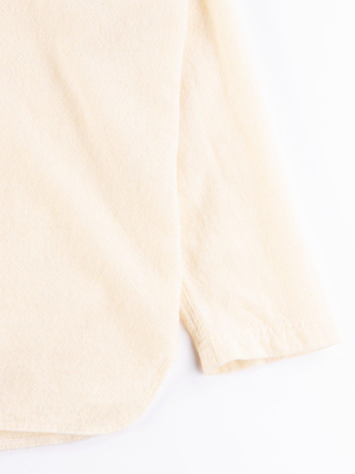 Cream Weavers Stock Tail Shirt - Image 4