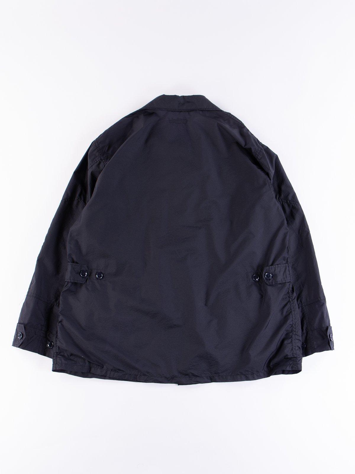 Dark Navy Nylon Micro Ripstop BDU Jacket - Image 5