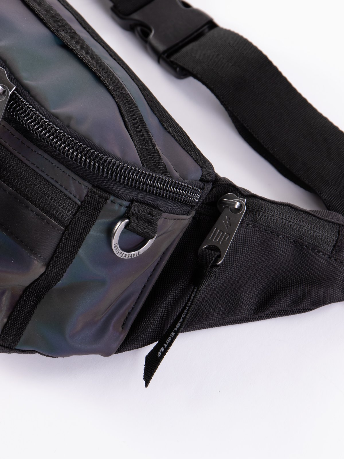 Black Aurora Attach IDP Belt Bag - Image 3