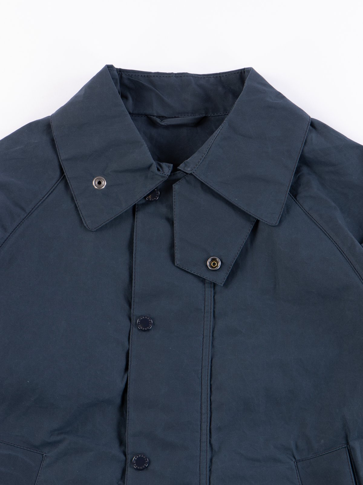 Navy Unlined Graham Jacket - Image 3