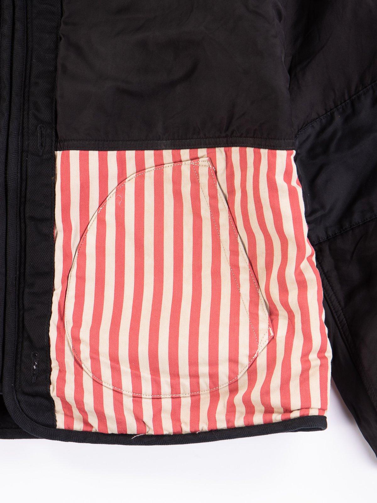 Black Iris Liner Jacket - Image 7