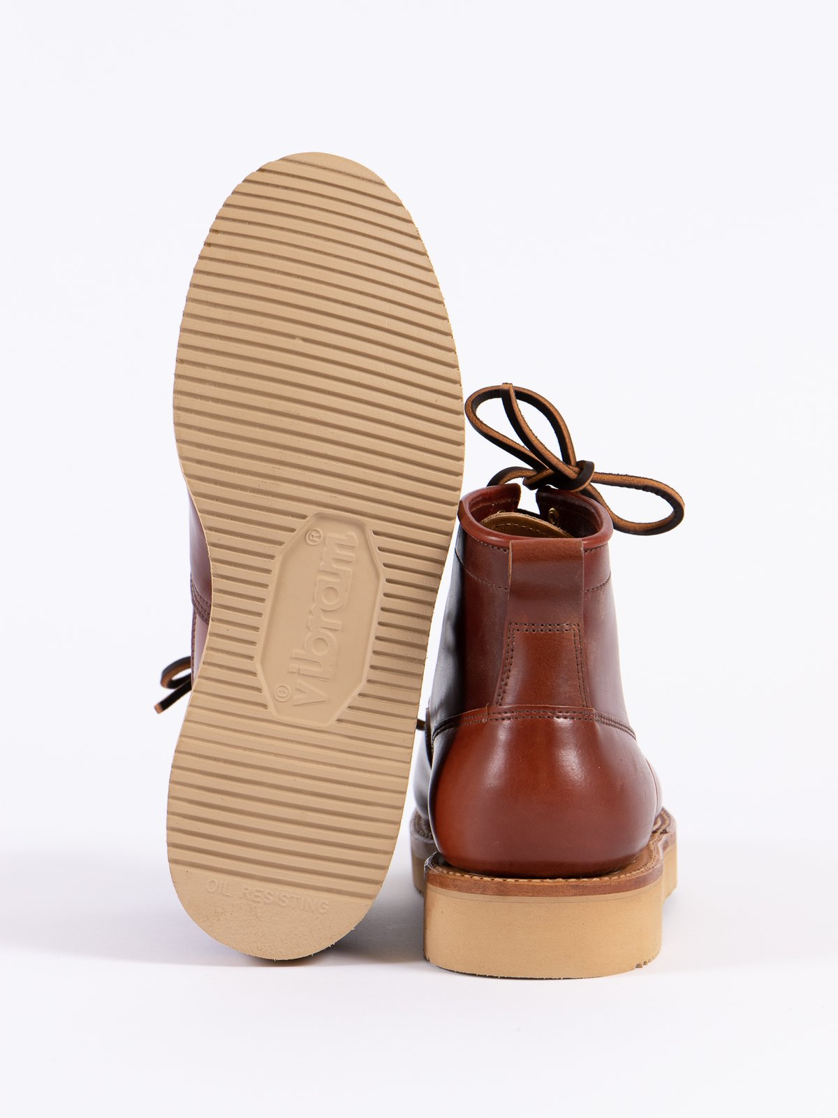 Garnet Shell Cordovan Scout Boot - Image 5