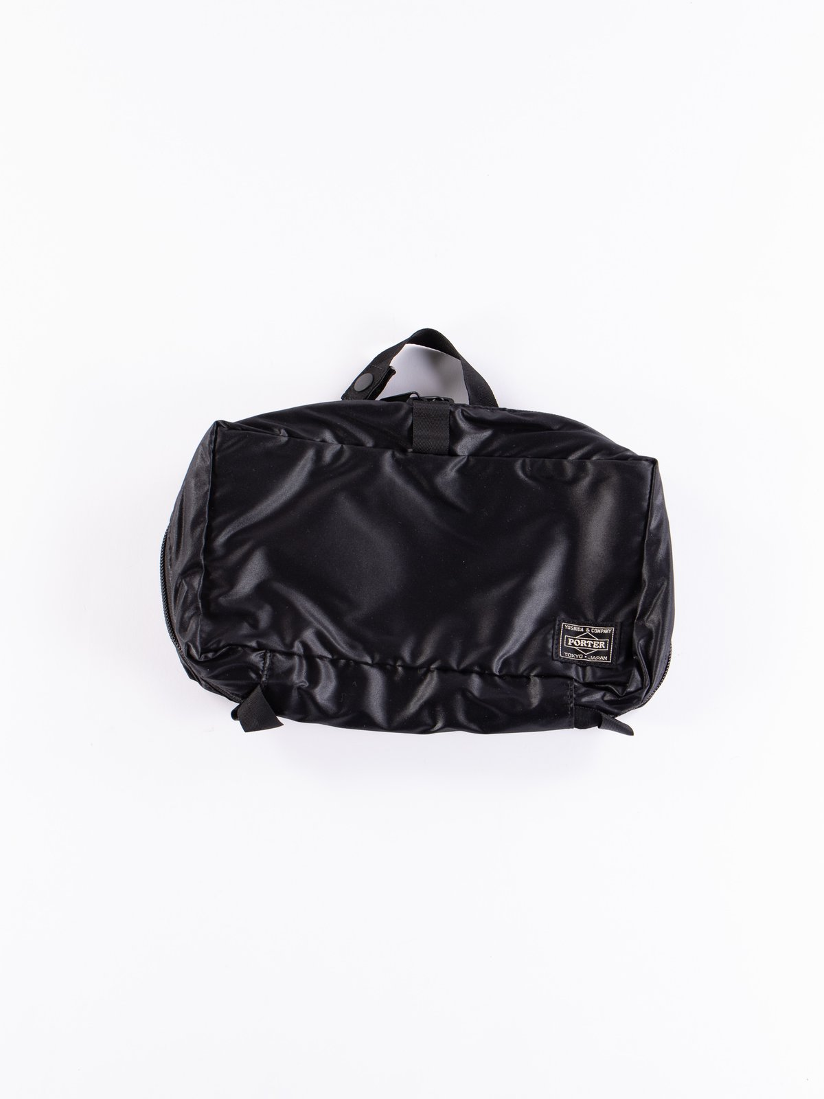 Black Snack Pack 09811 Cosme Pouch - Image 1