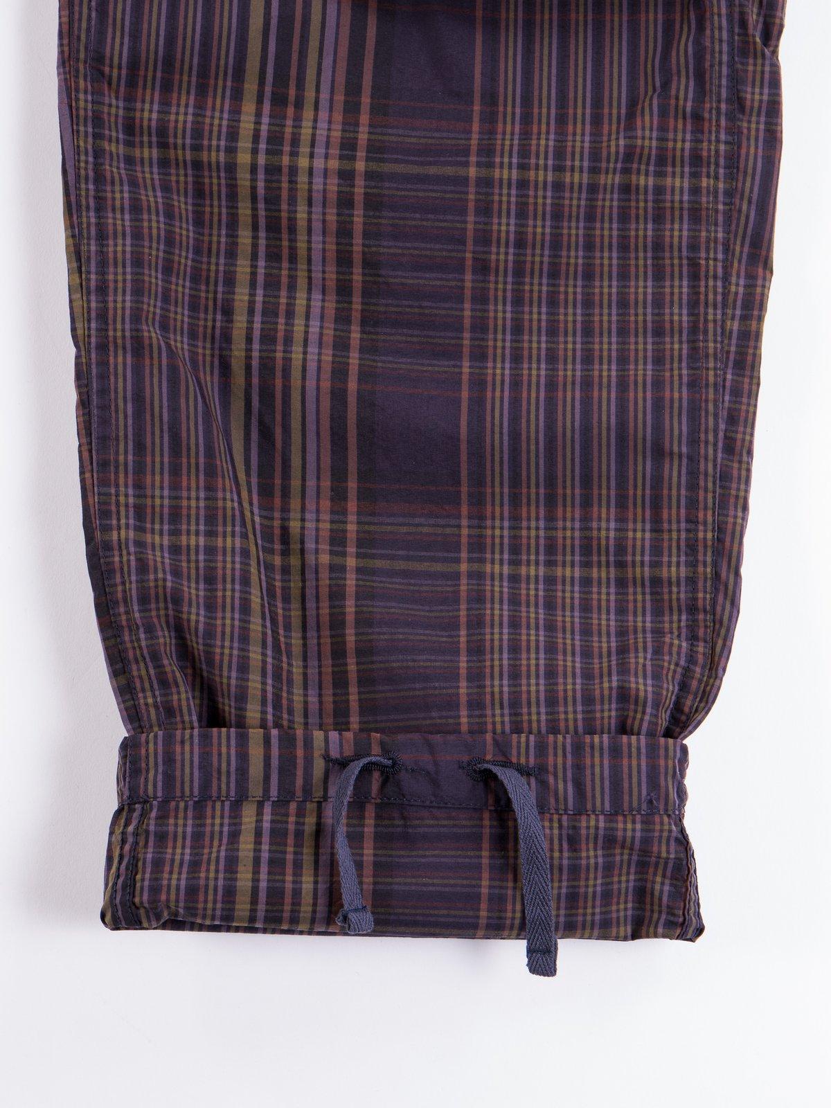 Multi Color Nyco Plaid FA Pant - Image 5