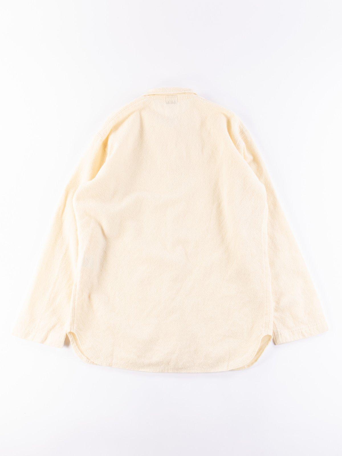 Cream Weavers Stock Tail Shirt - Image 5